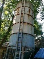 江蘇南京底轉6o噸水泥罐