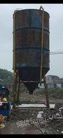 浙江溫州低價出售二手水泥罐