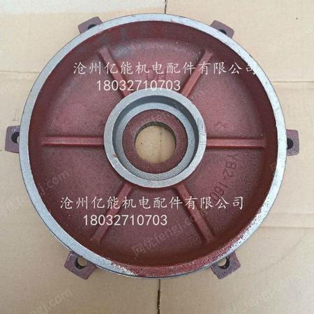 供应YY2 YD2 YX3系列加厚电机端盖卧式前后电机端盖立式7.5KW前后端盖