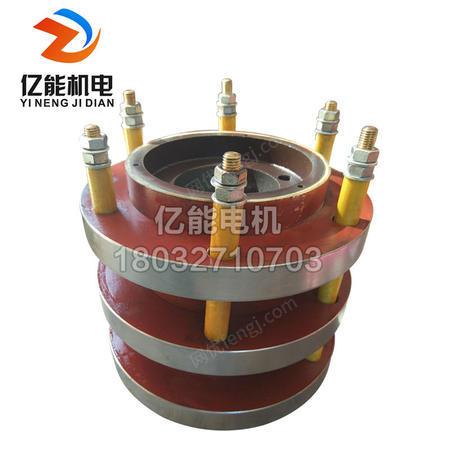 供应长沙电机厂YRKK铜制集电环YYKK900滑环 YRKK810钢制集电环
