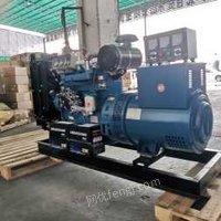 广东珠海全新50kw潍柴发电机组现货供应全铜无刷柴油发电机出售