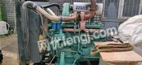 湖北武汉原装进口沃尔沃350kw发电机组9成新以上可租可售