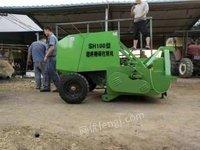 新疆乌鲁木齐养殖专用粉碎揉丝滤土打捆一体机出售