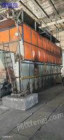 现货出售二手15吨燃煤蒸汽锅炉一套