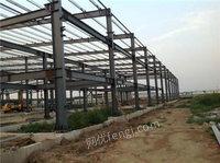承接各类钢结构厂房拆除工程