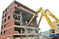 承接各类建筑物拆除工程