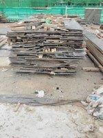 废旧竹胶板木方出售