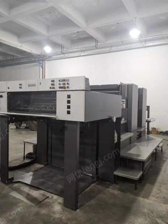 二手进口印刷机回收