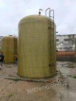 河北沧州本厂处理一批玻璃钢灌,9台出售