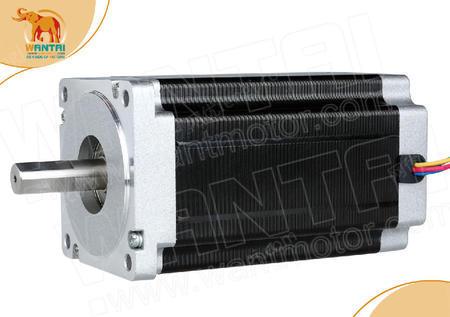 供应万泰电机85BYGH450-012 现货 可定制OEM代工 nmb轴承