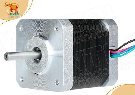供应万泰电机42BYGH609 现货 可定制OEM代工 nmb轴承