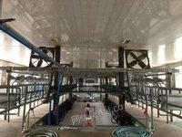 天津北辰区奶牛养殖场挤奶设备出售