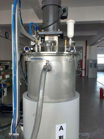 威海豪跃HOYO专业生产不锈钢料桶,真空密闭桶,真空脱泡桶,真空压力桶
