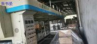 出售二手印刷设备1100型德光干式复合机