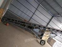 山东淄博八米自动升降传送带出售