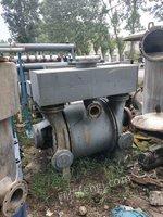 长年回收二手化工泵 水环式真空泵  电子阀