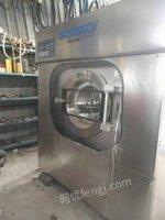 广东东莞低价出售洗衣机烘干机脱水机烫台锅炉染缸等工业洗水设