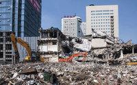 长期承接房屋拆迁工程