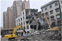 长期承接各类建筑物拆除工程