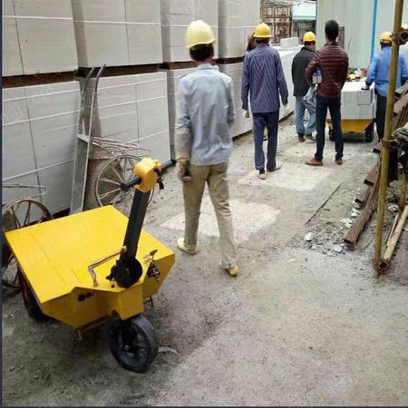 供应小型运输平板车 轻便电动平板车