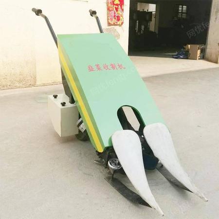供应手扶电动韭菜收割机 甜叶菊韭菜收割机 大棚蔬菜收获机械