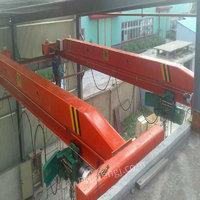 出售25吨跨度12米到80米二手天吊 单主梁龙门吊 双梁行车