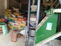 广西梧州转让九成新碾米机