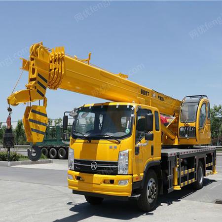 现货出售福田16吨吊车售价 徐工大臂16吨汽车吊多少钱一台