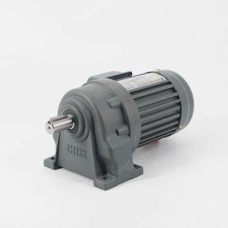 供应万鑫5.5KW低噪卧式/立式60-5500W齿轮减速电机