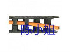 广东省机器人穿线方便型拖链东莞盛达厂家直销