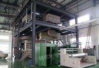 河南郑州无纺布生产设备出售