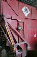 山东滨州转让雷沃玉米收割机