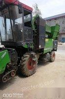 山东菏泽转让中国收获玉米收割机