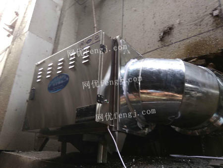 供应餐饮油烟净化器安装原因及国家要求标准
