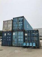 北京顺义区海运箱12米长出售