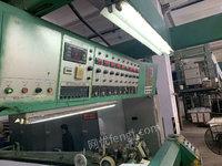 浙江台州出售二手韩国日星定型机  2米8   九箱  中压蒸汽