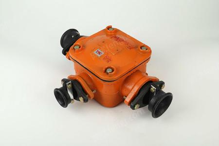 供应BHD2-200A矿用隔爆型三通接线盒