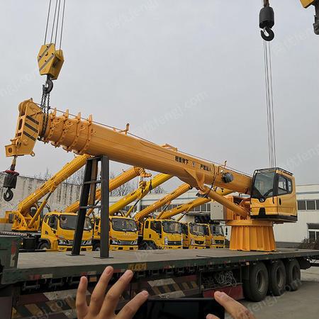 供应5吨船吊价格 徐工技术 小型船吊