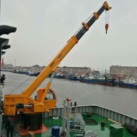厂家现货直销小型船吊 港口码头吊 8吨船吊价格