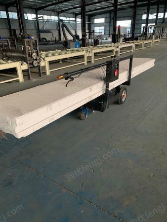 供应轻质墙板运板车采用特殊的施工工艺流程