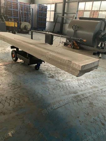 供应轻质墙板工地运板车减少人力物力使用便捷