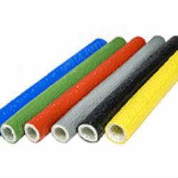 供应硅树脂玻璃纤维自熄管