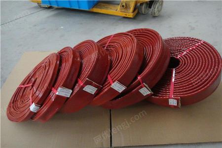 供应玻璃纤维防火阻燃套管