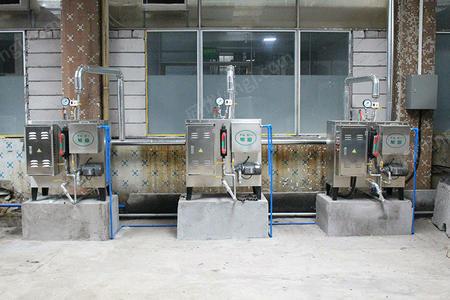 供应旭恩蒸汽发生器可用于油烟清洗