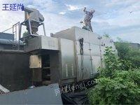 供应1米x6米网带烘干机 二手狗粮生产线
