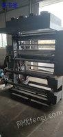 出售二手印刷设备1200型两色柔板印刷机
