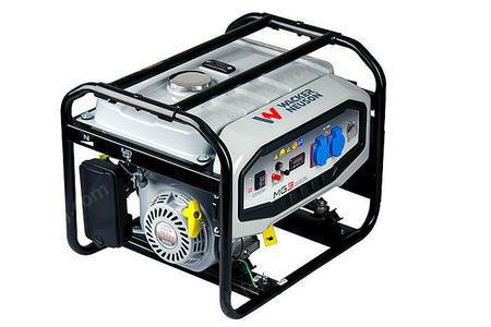 供应威克诺森总经销工地电源发电机MG3