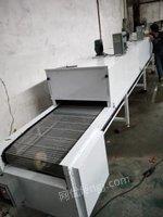 广东广州丝印皮带烘干线 高温网带喷油线 线上往复喷涂机出售