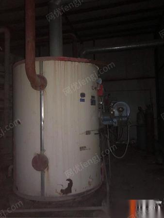 二手燃油锅炉价格