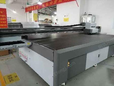 供应岗石UV平板打印机3220理光G5印花设备